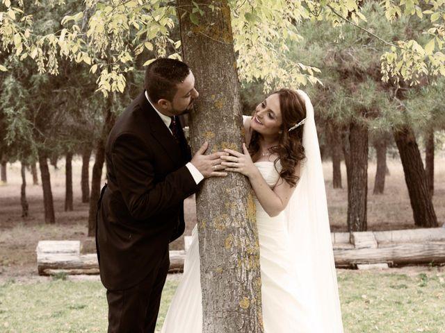 La boda de Jose Luis y Vanesa en Santiuste De Pedraza, Segovia 11