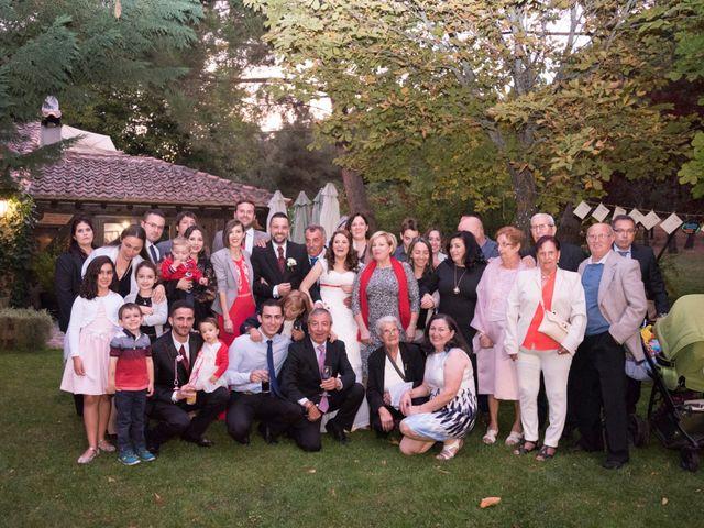 La boda de Jose Luis y Vanesa en Santiuste De Pedraza, Segovia 13