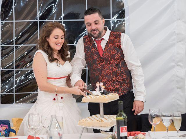 La boda de Jose Luis y Vanesa en Santiuste De Pedraza, Segovia 15