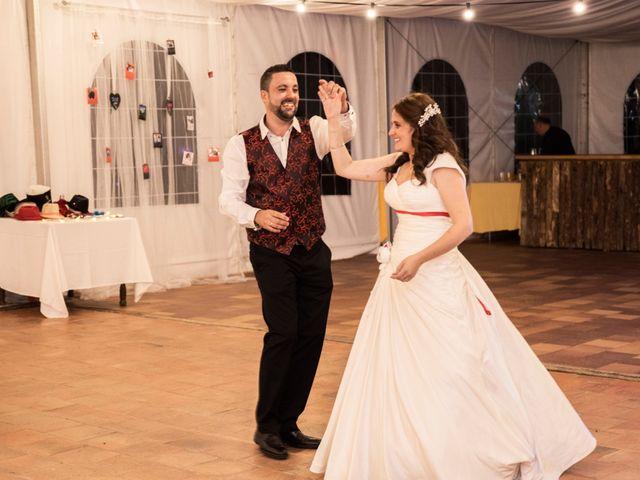 La boda de Jose Luis y Vanesa en Santiuste De Pedraza, Segovia 18