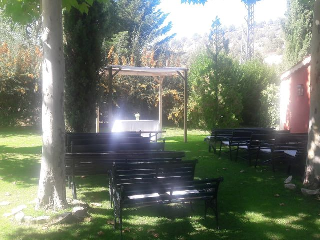 La boda de Jose Luis y Vanesa en Santiuste De Pedraza, Segovia 19