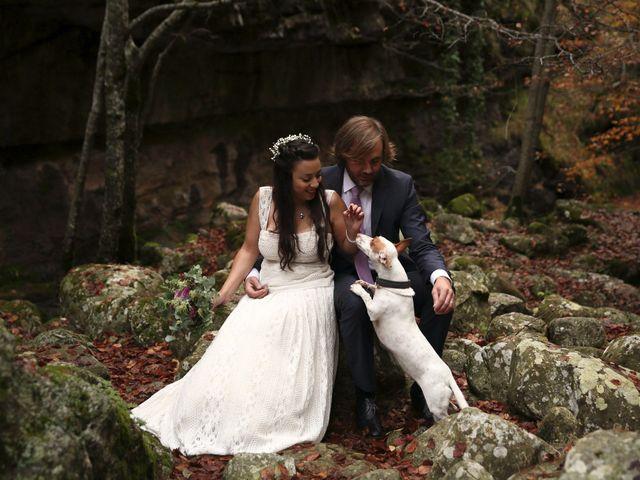 La boda de Javier y Fatima en Logroño, La Rioja 14