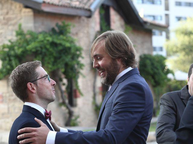 La boda de Javier y Fatima en Logroño, La Rioja 17