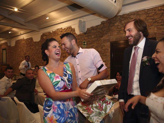 La boda de Javier y Fatima en Logroño, La Rioja 47