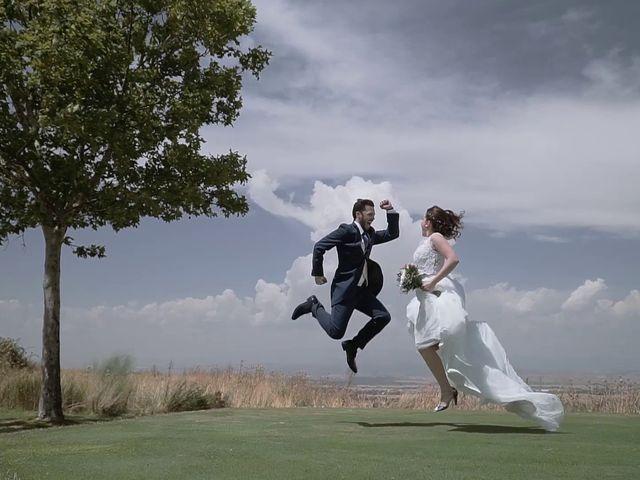 La boda de Amanda y Javi