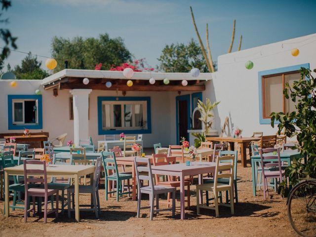 La boda de Grafi y Rocío en Cala De San Vicente Ibiza, Islas Baleares 2