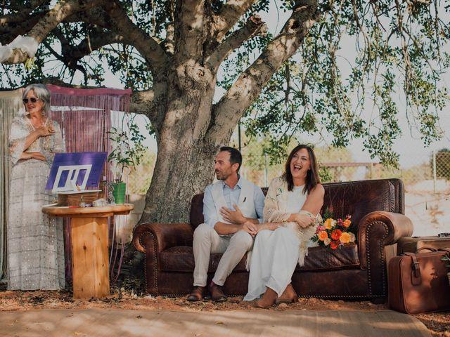 La boda de Grafi y Rocío en Cala De San Vicente Ibiza, Islas Baleares 6