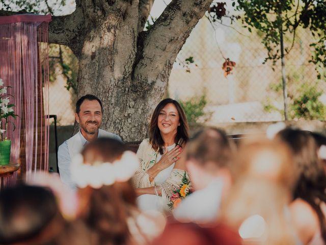 La boda de Grafi y Rocío en Cala De San Vicente Ibiza, Islas Baleares 9