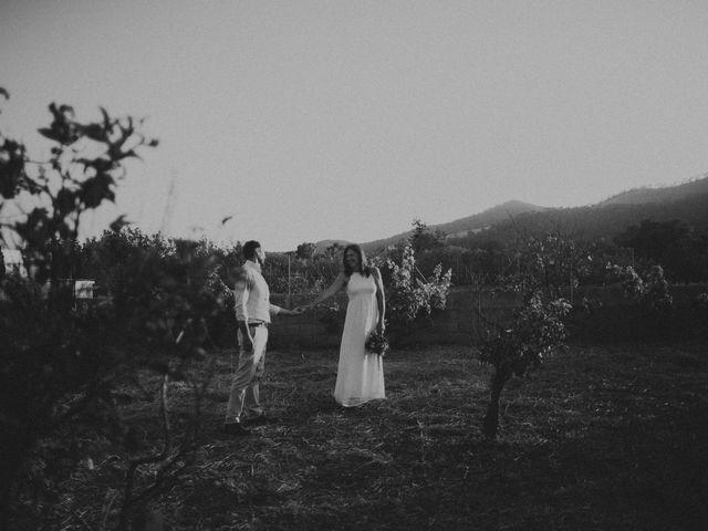 La boda de Grafi y Rocío en Cala De San Vicente Ibiza, Islas Baleares 16
