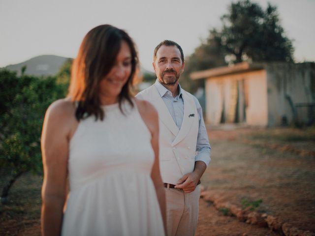 La boda de Grafi y Rocío en Cala De San Vicente Ibiza, Islas Baleares 19