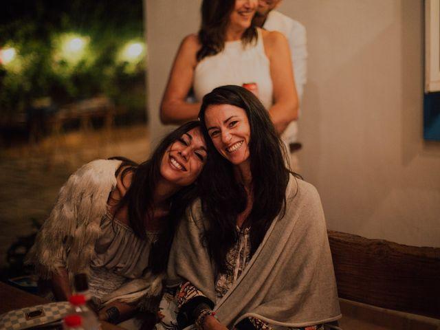 La boda de Grafi y Rocío en Cala De San Vicente Ibiza, Islas Baleares 25