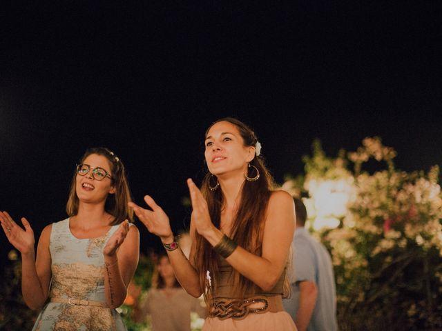 La boda de Grafi y Rocío en Cala De San Vicente Ibiza, Islas Baleares 26