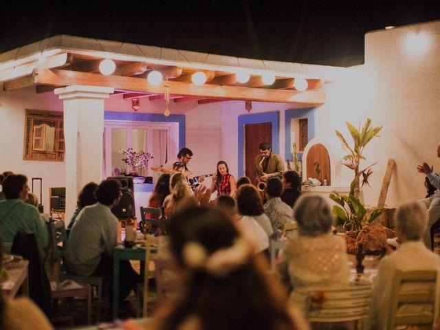 La boda de Grafi y Rocío en Cala De San Vicente Ibiza, Islas Baleares 27