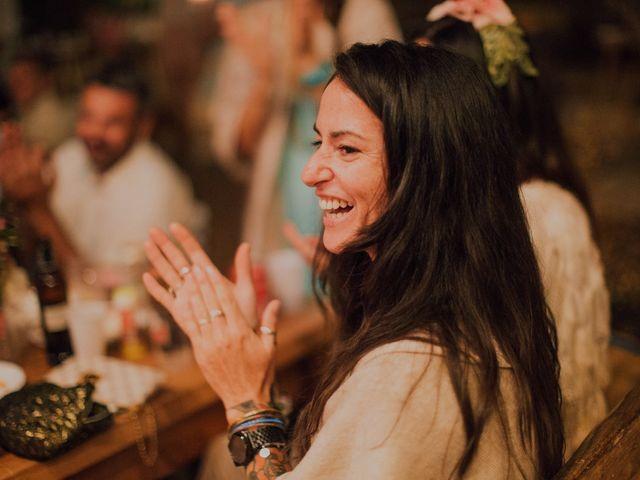 La boda de Grafi y Rocío en Cala De San Vicente Ibiza, Islas Baleares 30