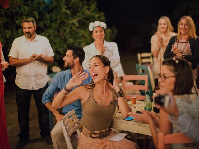 La boda de Grafi y Rocío en Cala De San Vicente Ibiza, Islas Baleares 32