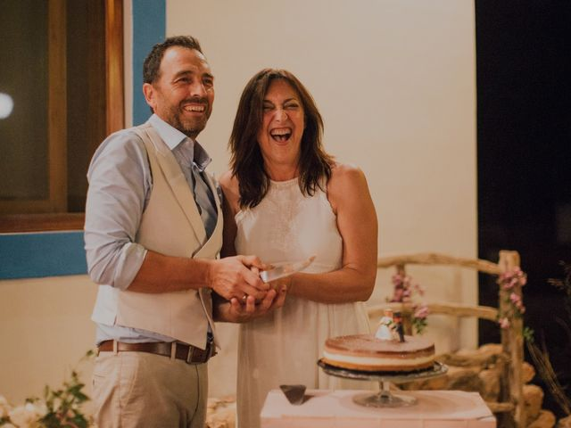 La boda de Grafi y Rocío en Cala De San Vicente Ibiza, Islas Baleares 33