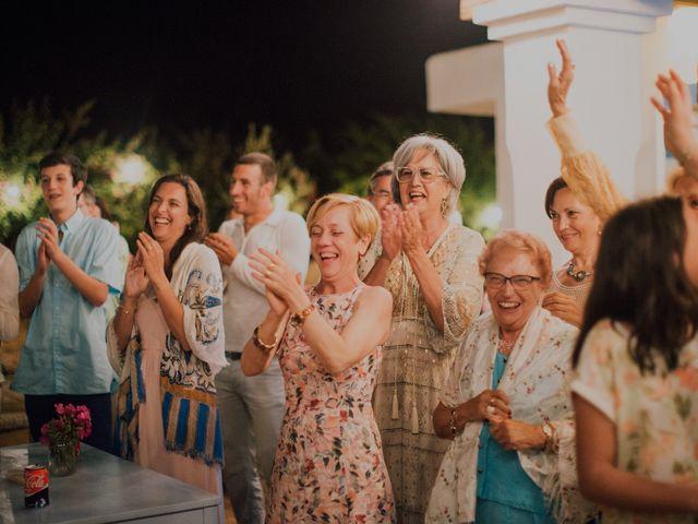 La boda de Grafi y Rocío en Cala De San Vicente Ibiza, Islas Baleares 34
