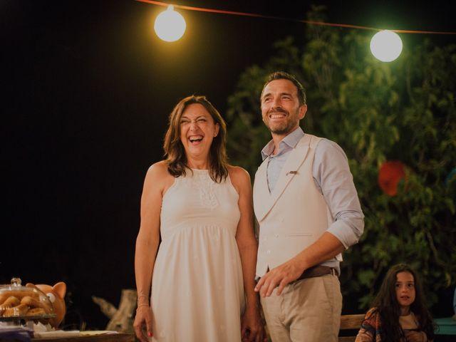 La boda de Grafi y Rocío en Cala De San Vicente Ibiza, Islas Baleares 36