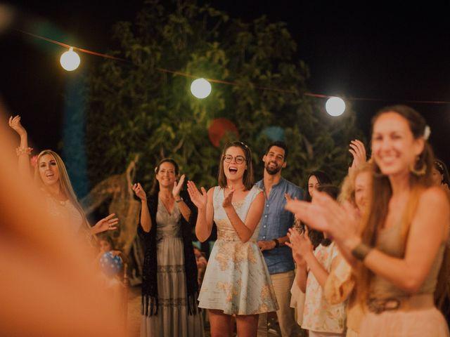 La boda de Grafi y Rocío en Cala De San Vicente Ibiza, Islas Baleares 37