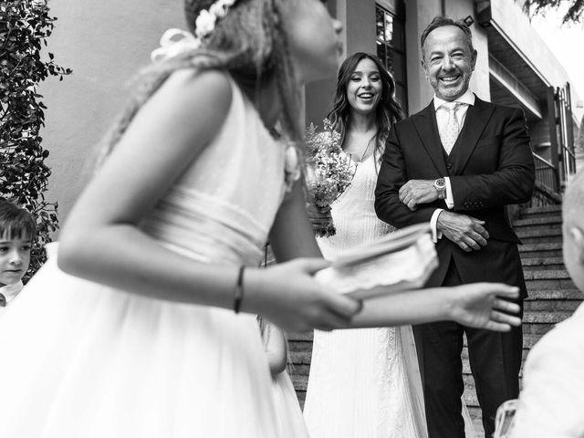 La boda de Nacho y Marta en Guadarrama, Madrid 13