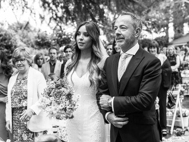 La boda de Nacho y Marta en Guadarrama, Madrid 14