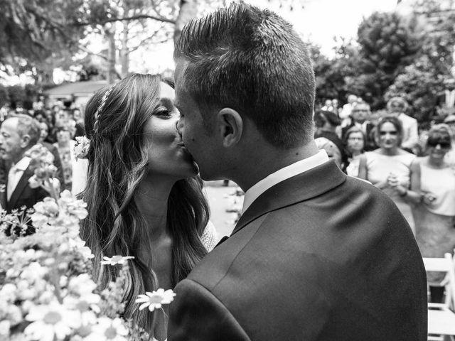 La boda de Nacho y Marta en Guadarrama, Madrid 15