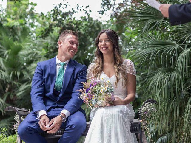 La boda de Nacho y Marta en Guadarrama, Madrid 17