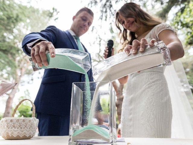 La boda de Nacho y Marta en Guadarrama, Madrid 22