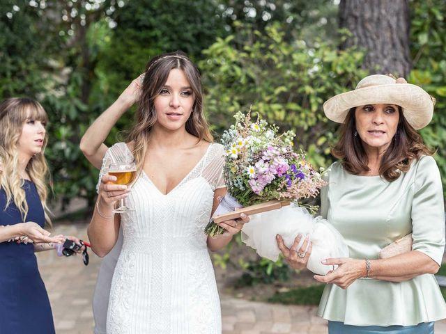 La boda de Nacho y Marta en Guadarrama, Madrid 27