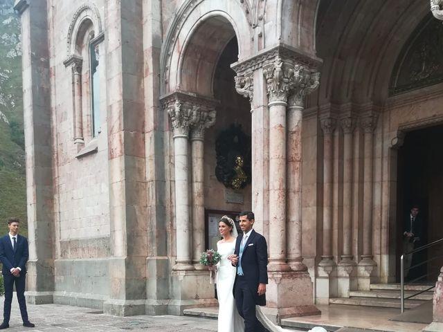 La boda de Javi y Maria en Covadonga (Oviedo), Asturias 1