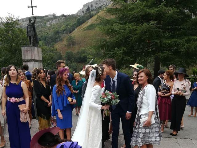 La boda de Javi y Maria en Covadonga (Oviedo), Asturias 2