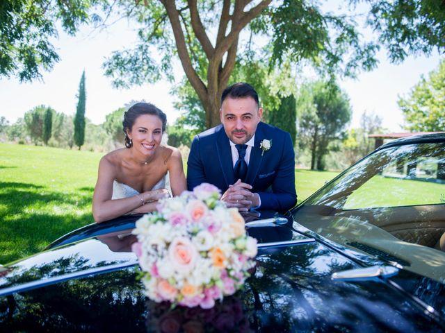 La boda de Leyre y Juanma