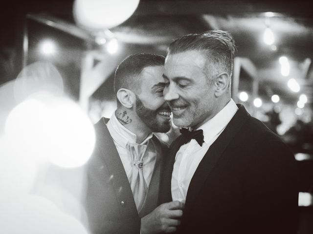 La boda de Morris y Javier en Barcelona, Barcelona 10