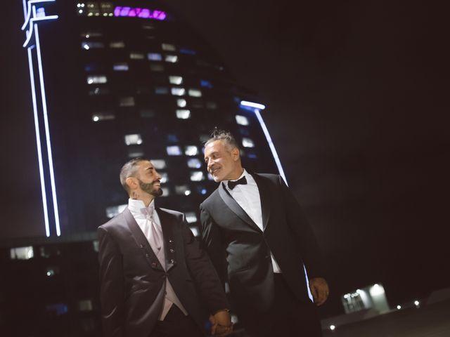 La boda de Morris y Javier en Barcelona, Barcelona 1