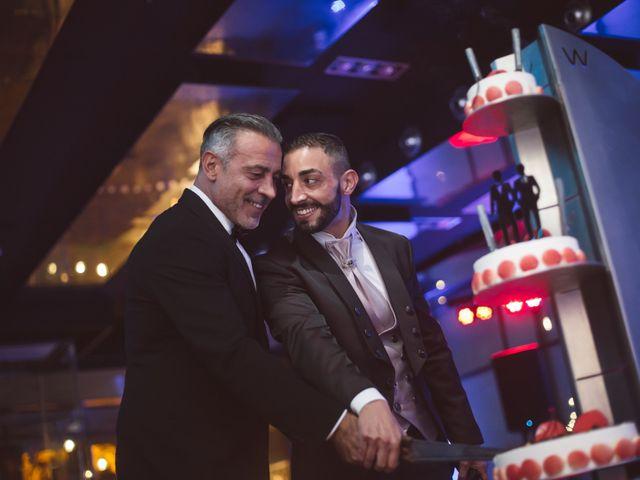 La boda de Morris y Javier en Barcelona, Barcelona 18