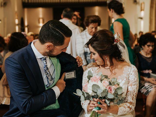 La boda de Ulpi y Rocio en Tomelloso, Ciudad Real 13