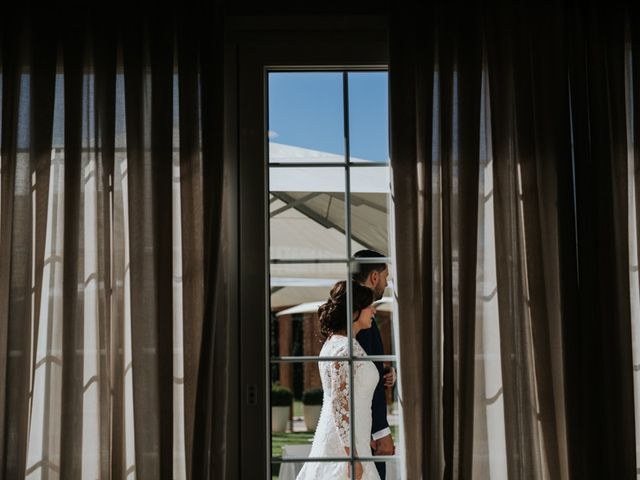 La boda de Ulpi y Rocio en Tomelloso, Ciudad Real 17