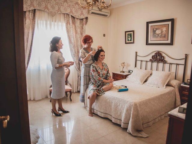 La boda de Ulises y Leticia en Sevilla, Sevilla 16