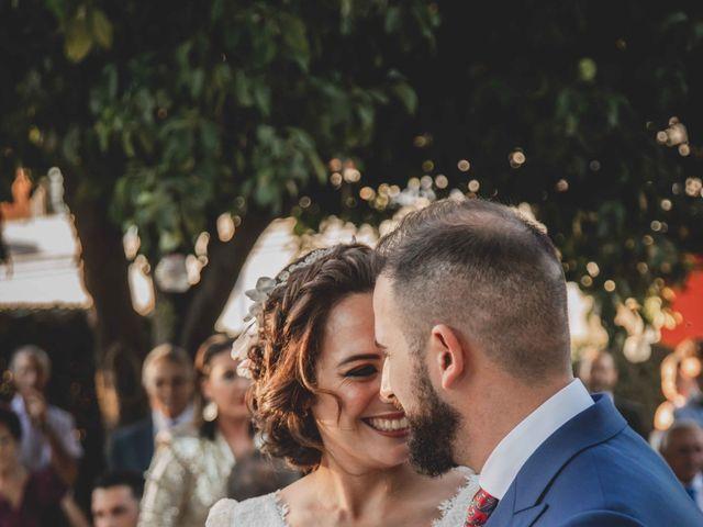 La boda de Ulises y Leticia en Sevilla, Sevilla 1