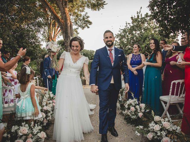 La boda de Ulises y Leticia en Sevilla, Sevilla 78