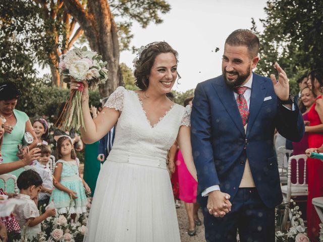 La boda de Ulises y Leticia en Sevilla, Sevilla 79