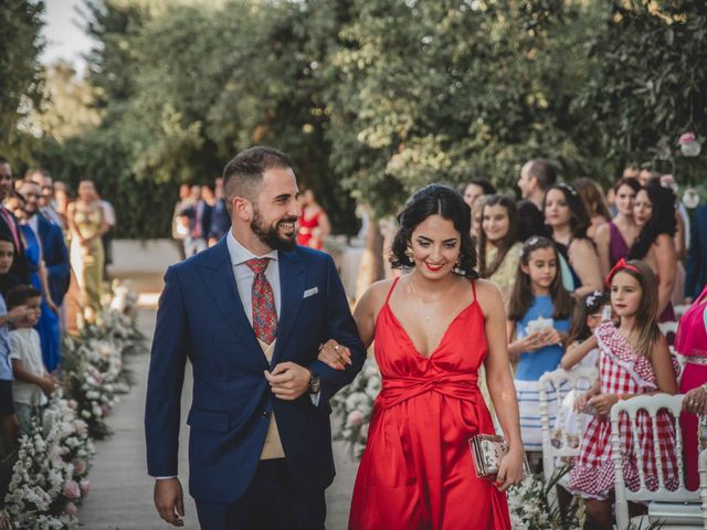 La boda de Ulises y Leticia en Sevilla, Sevilla 54