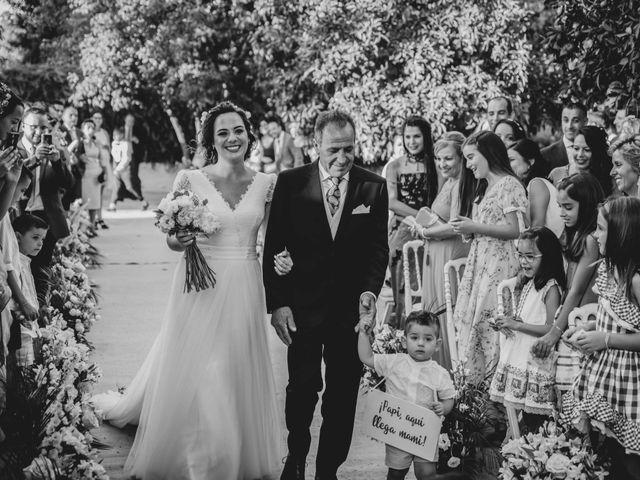 La boda de Ulises y Leticia en Sevilla, Sevilla 61