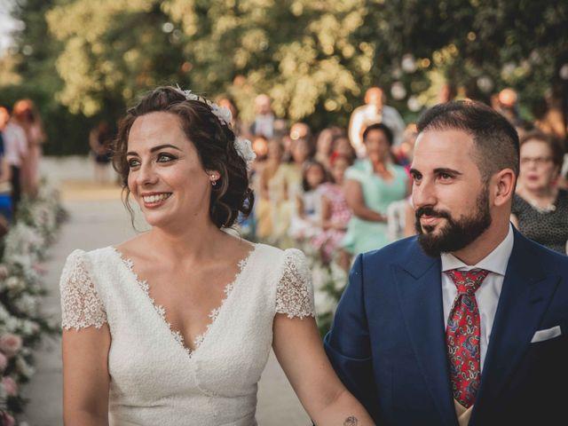 La boda de Ulises y Leticia en Sevilla, Sevilla 73
