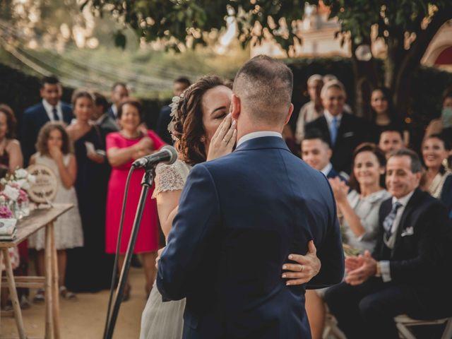 La boda de Ulises y Leticia en Sevilla, Sevilla 75