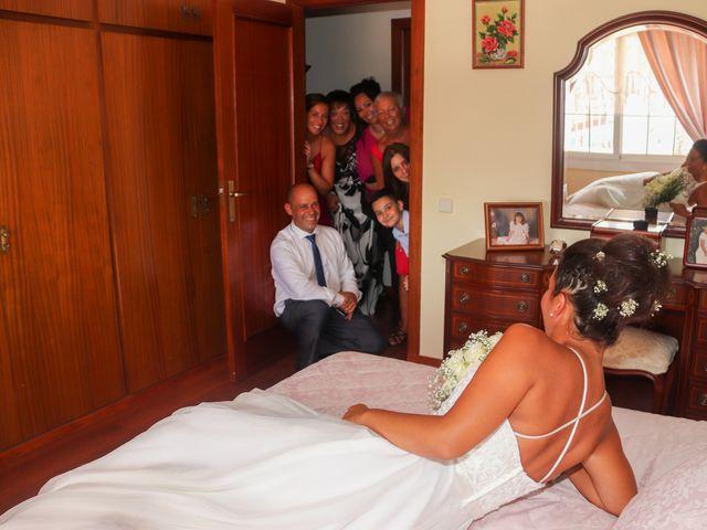 La boda de Angel y Cristina en Sant Vicenç De Montalt, Barcelona 10