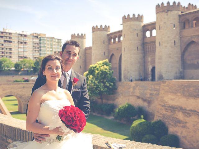 La boda de Victor y Irene en El Burgo De Ebro, Zaragoza 14