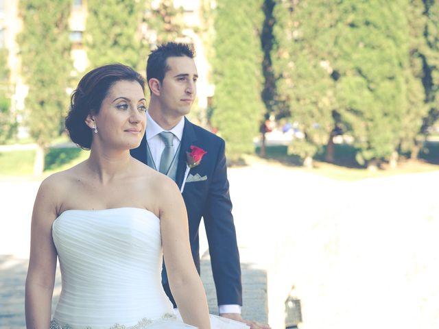La boda de Victor y Irene en El Burgo De Ebro, Zaragoza 17