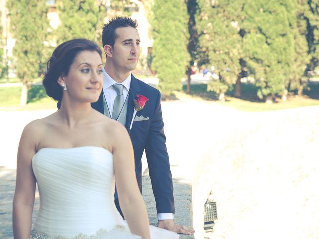 La boda de Victor y Irene en El Burgo De Ebro, Zaragoza 18