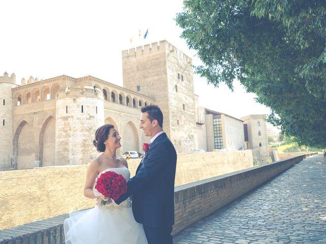 La boda de Victor y Irene en El Burgo De Ebro, Zaragoza 19